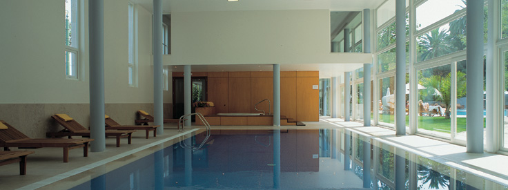 Projects spray concrete contractors for Basement swimming pool construction